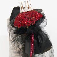 33枝红玫瑰送女友送老婆送恋人情人节女神节表白