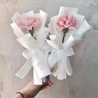 祝福之心-粉色康乃馨小花束送客户老师会议祝福教师节女神节